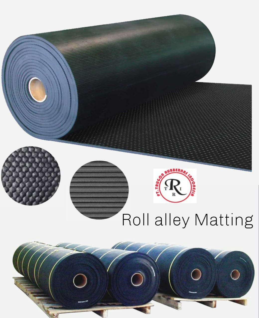 karpet karet Alley Matting